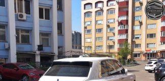 В украинском областном центре увидели самый дорогой внедорожник в мире - today.ua