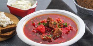 Летний борщ из сезонных овощей: как приготовить вкусное блюдо - today.ua